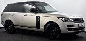 2015 LAND ROVER RANGE ROVER 3.0 TD V6 Autobiography 4X4 (s/s) 5dr £47995.00
