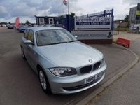 USED 2009 09 BMW 1 SERIES 2.0 116D SE 5d 114 BHP