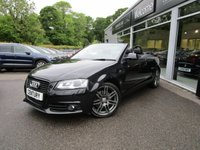 USED 2010 59 AUDI A3 2.0 TFSI S LINE SPECIAL EDITION 2d 197 BHP