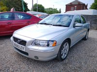 USED 2005 05 VOLVO S60 2.4 D5 SE 4d AUTO 161 BHP FINANCE AVAILABLE ON THIS CAR