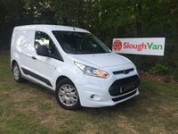 2014 FORD TRANSIT CONNECT 1.6 200 TREND 95PS NO VAT £8495.00