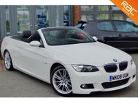USED 2008 08 BMW 3 SERIES 3.0 335I M SPORT 2d 302 BHP
