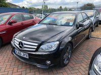USED 2010 L MERCEDES-BENZ C CLASS 2.1 C220 CDI BLUEEFFICIENCY SPORT 4d 170 BHP Just came into stock more photos and video coming soon ! give us a call on 01536 402161