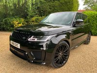 USED 2018 18 LAND ROVER RANGE ROVER SPORT 3.0 SDV6 HSE DYNAMIC 5d AUTO 306 BHP