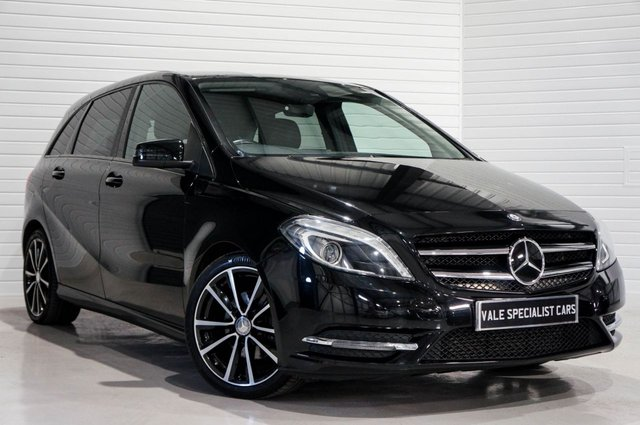 2014 14 MERCEDES-BENZ B CLASS 1.8 B200 CDI BLUEEFFICIENCY SPORT AUTO (SAT NAV)