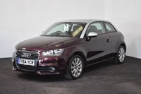USED 2014 64 AUDI A1 1.4 TFSI SPORT 3d 122 BHP CONTRAST ROOF!!