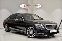 USED 2015 64 MERCEDES-BENZ S CLASS 3.0 S500 PLUG-IN HYBRID L AMG LINE 4d AUTO 329 BHP