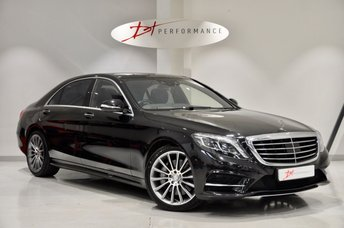 2015 MERCEDES-BENZ S CLASS 3.0 S500 PLUG-IN HYBRID L AMG LINE 4d AUTO 329 BHP £36950.00