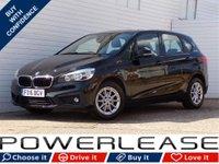 USED 2016 16 BMW 2 SERIES 1.5 216D SE ACTIVE TOURER 5d AUTO 114 BHP
