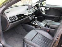 USED 2013 63 AUDI A7 3.0 TDI QUATTRO BLACK EDITION 5d AUTO 201 BHP