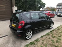 USED 2010 10 MERCEDES-BENZ A CLASS 2.0 A180 CDI AVANTGARDE SE 5d AUTO 108 BHP ONE OWNER SINCE 2011 + FULL SERVICE HISTORY