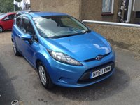USED 2010 60 FORD FIESTA 1.6 ECONETIC TDCI 3d 88 BHP FULL SERVICE HISTORY