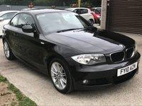 2010 BMW 1 SERIES 2.0 118D M SPORT 2d 141 BHP £5490.00