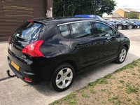 USED 2011 60 PEUGEOT 3008 1.6 SPORT HDI 5d 112 BHP ONE LADY OWNER SINCE 2012