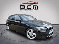 2013 BMW 1 SERIES 2.0 116D M SPORT 5d 114 BHP £8485.00