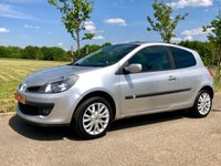 USED 2005 55 RENAULT CLIO 1.6 DYNAMIQUE S 16V 111 BHP 3DR HATCH BACK PAN ROOF*MAY 2020 MOT*