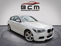 2013 BMW 1 SERIES 2.0 118D M SPORT 3d 141 BHP £9485.00