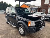 2007 LAND ROVER DISCOVERY 2.7 3 TDV6 XS 5d 188 BHP £6990.00