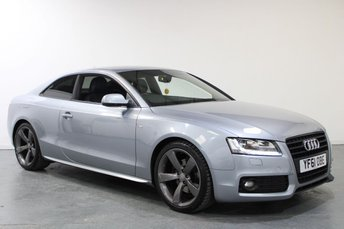 2011 AUDI A5 2.0 TDI BLACK EDITION 2d 168 BHP £9650.00