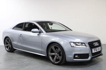 2011 AUDI A5 2.0 TDI BLACK EDITION 2d 168 BHP £9195.00