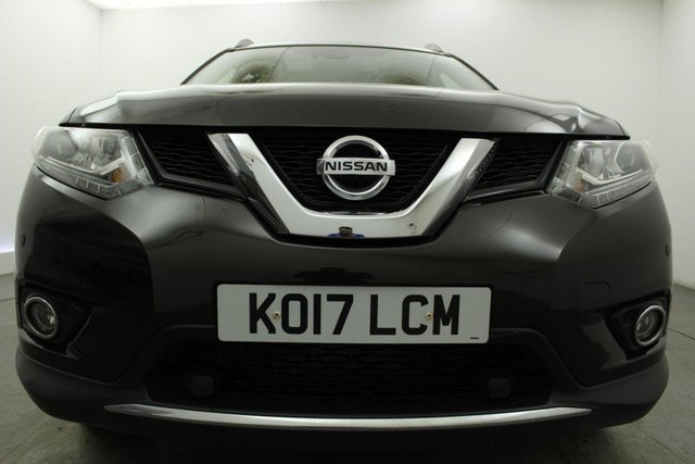 NISSAN X-TRAIL at Georgesons