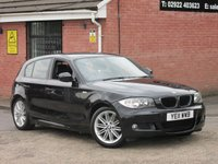 2011 BMW 1 SERIES 120D M SPORT AUTOMATIC 5dr £4990.00