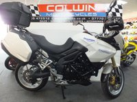 USED 2010 10 TRIUMPH TIGER 1050cc  FULL TRIUMPH LUGGAGE!!!