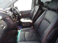 USED 2012 12 MERCEDES-BENZ VIANO 2.1 AMBIENTE CDI BLUEEFFICENCY 5d 163 BHP MERCEDES BENZ VITO AMBIENTE LONG WHEEL BASE NO VAT NO VAT