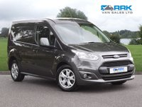 USED 2018 18 FORD TRANSIT CONNECT 1.5 200 LIMITED P/V 1d 118 BHP No Vat, 1 Owner, Huge Specification