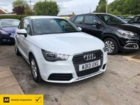 USED 2013 13 AUDI A1 1.2 TFSI SE 3d 84 BHP NEED FINANCE? WE CAN HELP!