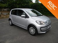2013 VOLKSWAGEN UP
