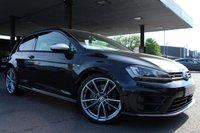 2014 VOLKSWAGEN GOLF 2.0 R DSG 3d AUTO 298 BHP £18490.00