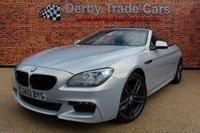 USED 2012 12 BMW 6 SERIES 4.4 650I M SPORT 2d AUTO 403 BHP