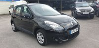 USED 2010 60 RENAULT SCENIC 1.6 EXTREME VVT 5d 109 BHP GOT A POOR CREDIT HISTORY * DON'T WORRY * WE CAN HELP * APPLY NOW *