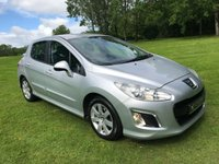 USED 2011 61 PEUGEOT 308 1.6 HDI ACTIVE 5d 92 BHP **EXCELLENT FINANCE PACKAGES**£20 ROAD TAX**CRUISE CONTROL**