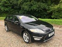 2011 FORD MONDEO 2.0 TITANIUM 5d AUTO 201 BHP £6785.00