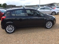 USED 2014 14 VAUXHALL CORSA 1.4 SE 5d 98 BHP 130 POINT INSPECTION - FINANCE AVAILABLE