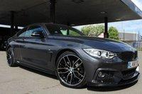 2016 BMW 4 SERIES 2.0 420D M SPORT 2d AUTO 188 BHP £21990.00