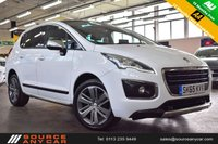 USED 2015 65 PEUGEOT 3008 1.6 BLUE HDI S/S ALLURE 5d 120 BHP +  FULL SERVICE HISTORY / 15 MONTHS WARRANTY / 12 MONTHS MOT +