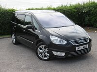 USED 2012 61 FORD GALAXY 2.0 TITANIUM X TDCI 5d AUTOMATIC * AUTOMATIC * FULL LEATHER INTERIOR * 7 SEATS * DIESEL *