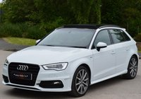 USED 2015 15 AUDI A3 2.0 TDI S LINE 5d 148 BHP ***PANORAMIC ROOF*** ***GREAT FINANCE DEALS AVAILABLE***