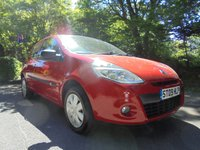 USED 2009 09 RENAULT CLIO 1.1 EXTREME 3d 74 BHP ONE FORMER KEEPER