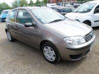 2006 FIAT PUNTO 1.2 8V ACTIVE 3d 59 BHP £695.00