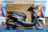 USED 2018 18 YAMAHA DELIGHT DELIGHT 125 (LTS 125-C) 8 BHP