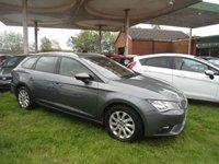 2014 SEAT LEON 1.6 TDI SE DSG 5d AUTO 105 BHP ONE FORMER KEEPER £6995.00