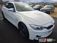 USED 2014 64 BMW M4 3.0 M4 2DR DCT MASSIVE FACTORY SPEC SO READ DESCRIPTION