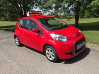 USED 2012 12 CITROEN C1 1.0 VTR PLUS 3d 68 BHP