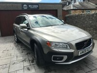 USED 2008 08 VOLVO XC70 2.4 D5 SE AWD 5d AUTO 183 BHP 12 STAMPS+NEW TIMING BELT+CRUISE+LEATHER+B/TOOTH+1 YR MOT