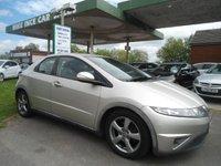 2007 HONDA CIVIC 2.2 SE I-CTDI 5d 139 BHP 8 SERVICE STAMPS £2295.00