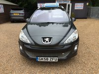 USED 2008 58 PEUGEOT 308 1.6 SW SE HDI 5d 110 BHP FULL MAIN DEALER SERVICE HISTORY - FINANCE AVAILABLE